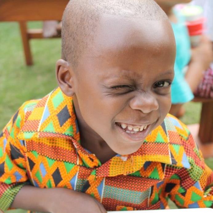 Lichtblicke für Kinder 2016 - Benin Lions rettet Augenlicht